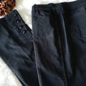 Ralph Lauren Black Jeans 4
